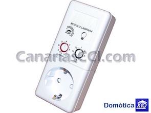 1110110 Módulo domótica X10 lámpara