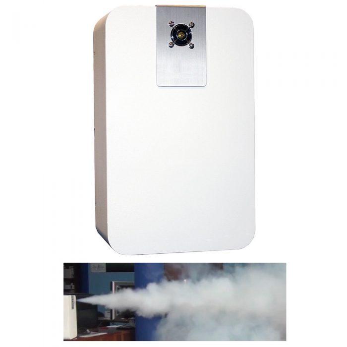 Cañón de humo antirrobo