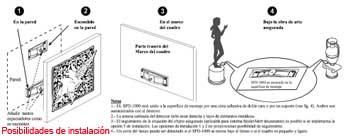 SENSOR INALÁMBRICO PARA OBRAS DE ARTE (POWERMAX 868 MHZ)