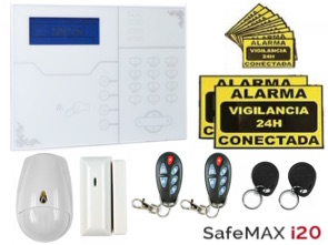 1111301 Alarma SafeMax i20