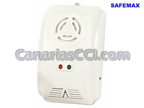 1111373 Detector inalámbrico de escapes de gas SAFEMAX