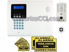 1111416 Alarma inalámbrica con videoverificación SUPERSURE V3
