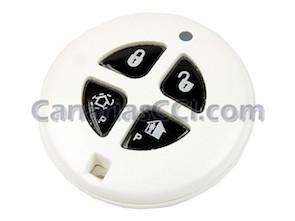 Mando a distancia con botón de pánico para alarma SUEPERSURE V3 Ref. 1111430