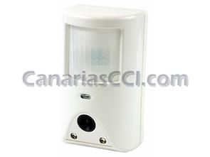 Sensor de movimiento con cámara para videoverificación y visión nocturna Ref. 1111447