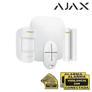 1111500 Alarma inalámbrica Ajax 868 Mhz grado 2 kit básico ampliable