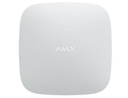Centralita de alarma Ajax Hub 2 con Ethernet y Dual SIM