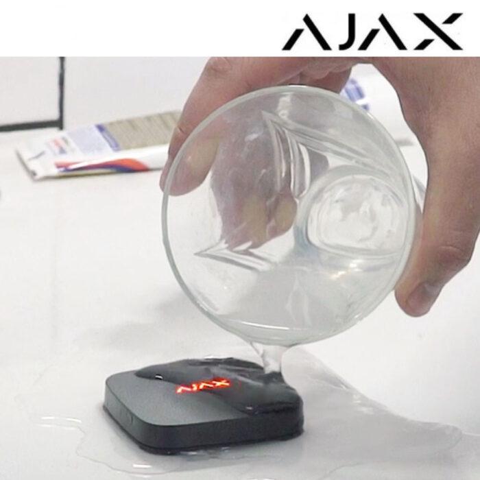 Sensor de inundaciones Ajax LeaksProtect