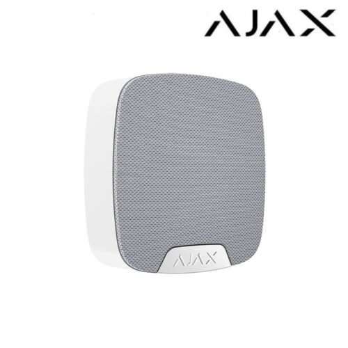 Sirena inalámbrica interior Ajax HomeSiren