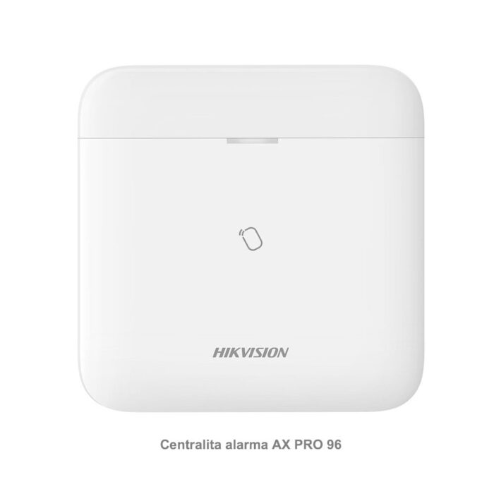 Centralita alarma AX PRO 96 3G, 4G, Wifi, LAN