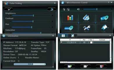 CÁMARA IP H.264 INALÁMBRICA (WIFI) LEDS INFRARROJOS Y AUDIO, VIDEOVIGILANCIA POR INTERNET