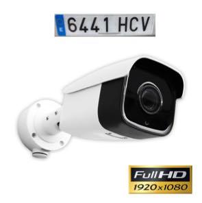 1120520 Cámara IP 1080P para reconocimiento y lectura de matrículas de vehículos
