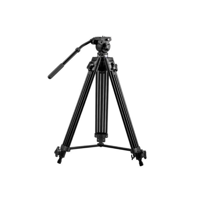 Trípode profesional para cámaras termográficas, 189 cm recogido