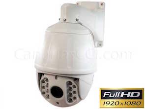 1133605 cámara domo PTZ Full-HD 1080P con Zoom X18 e infrarrojos 100 m