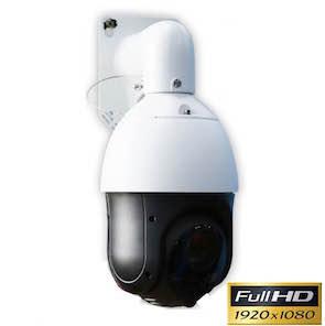 1133610 Cámara domo Full-HD PTZ X23 con visión nocturna 100 m IP66