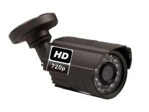 1133930 Cámara exterior HD 720P con visión nocturna 20 m