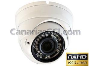 Cámara Full-HD 1080P con lente varifocal y Leds infrarrojos 30 m 1134120