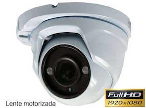 Cámara Full-HD 1080P alta sensibilidad con lente motorizada y visión nocturna 30 m 1134160