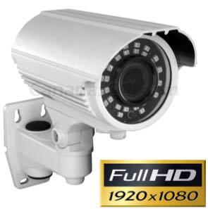 Cámara de vigilancia 1080P con lente varifocal IR 30m