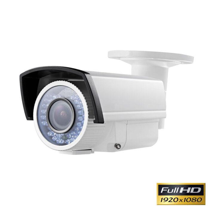 Cámara de vigilancia 1080P exterior con lente varifocal IR 30 m