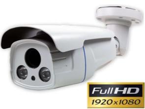 Cámara Full-HD 1080P con lente varifocal motorizada y visión nocturna 60 m 1134262