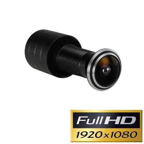 Cámara espía 1080P oculta en mirilla 180º