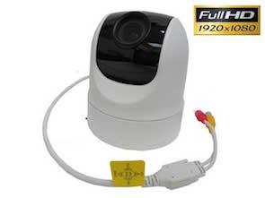 1134400 Cámara PTZ Full-HD domo interior con Zoom óptico y visión nocturna