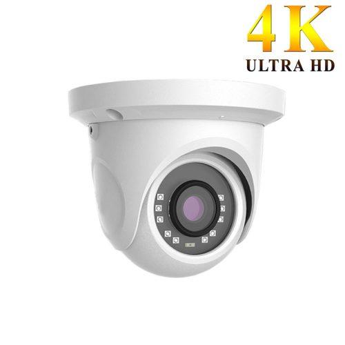 Cámara 4K UHD lente fija 2,8 mm