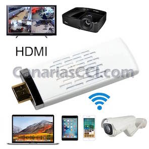 Receptor HDMI inalámbrico Full-HD