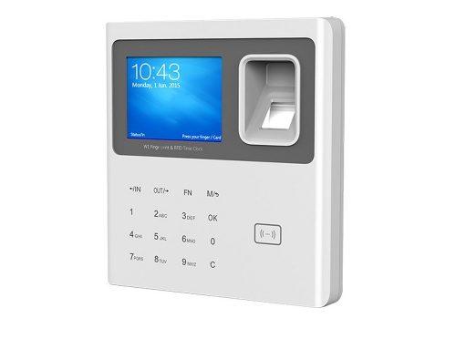 1170028 Manual Control de presencia IP con lector de huella dactilar, contraseña y RFID