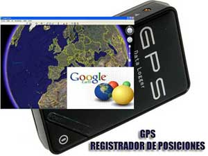 GPS Data Logger RT8
