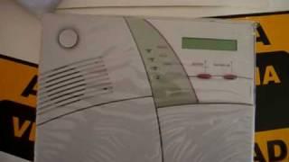 Video: ALARMA POWERMAX 433 VIA RADIO (KIT BASICO)