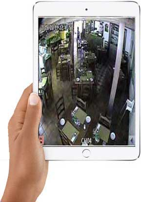 1120302 Cámara IP WiFi HD 720P con micrófono para interior