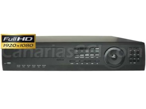 Grabadores digitales HD, Full-HD, UHD