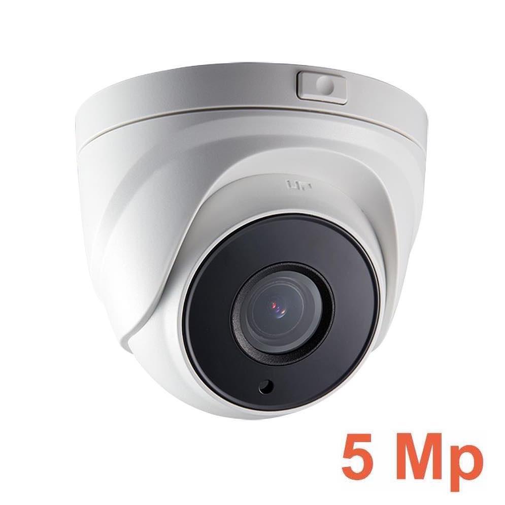 Cámara domo 5 Mp 94º ext&int con infrarrojos 20 m