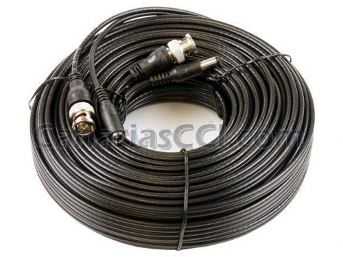 Cable combinado 10 m alimentación y vídeo
