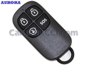 Ref. 1111156 Mando a distancia con botón SOS Aurora G5