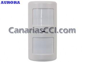 Ref. 1111160 Sensor PIR inalámbrico inmune a mascotas, alarma Aurora GSM